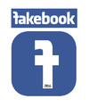 Cartoon: fakebook (small) by besscartoon tagged zuckerbook facebook fake mark zuckerberg bess besscartoon