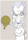 Cartoon: Terry Jones (small) by HAMED NABAHAT tagged terry,jones